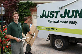 Junk Removal Made Easy in Langley