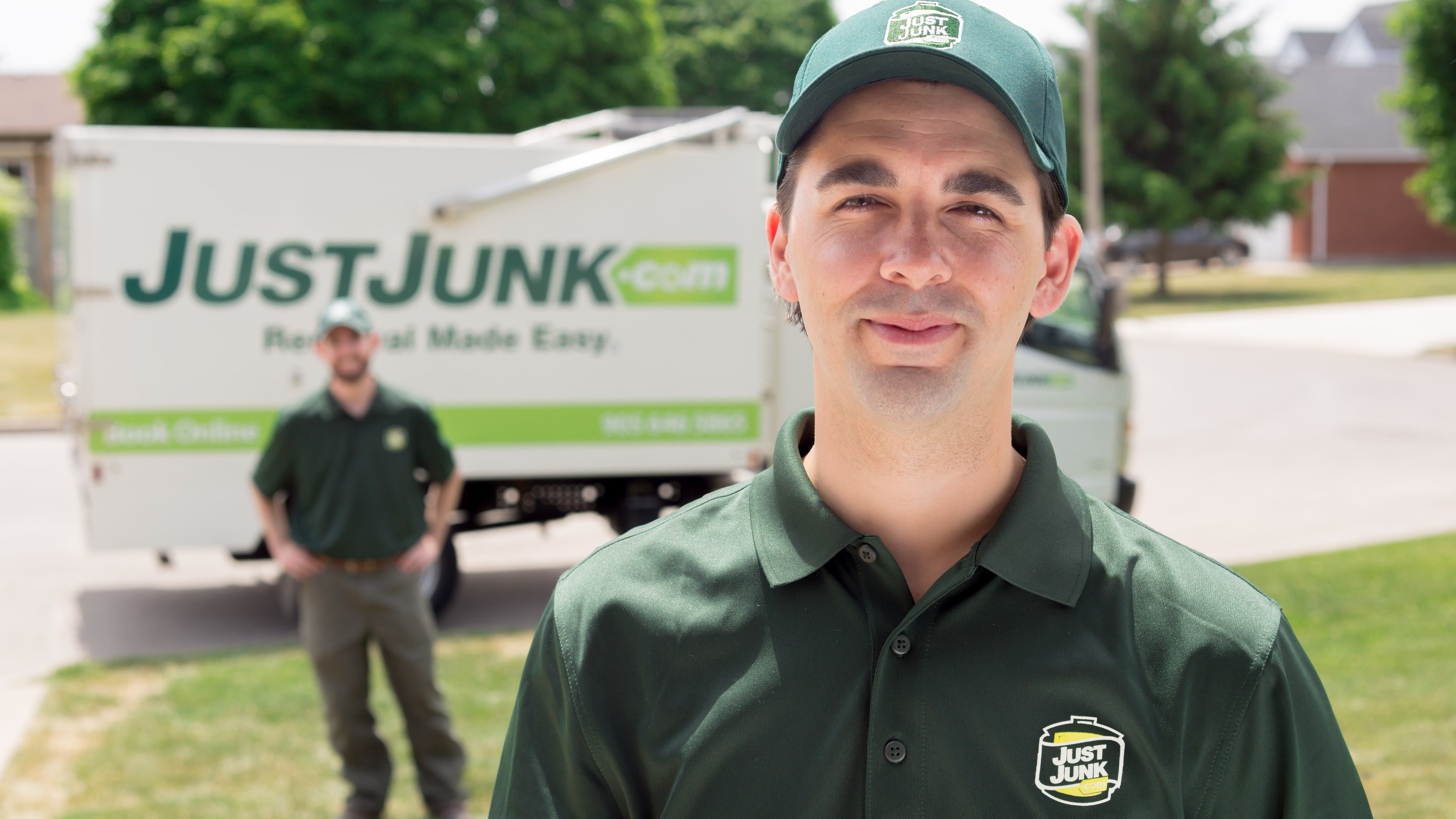 Junk Removal Team in Aurora reunites customer with $200k | JUSTJUNK Featured Image