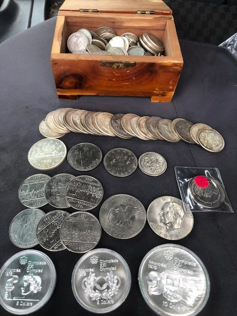 1976 Montreal Olympic Commemorative Coins