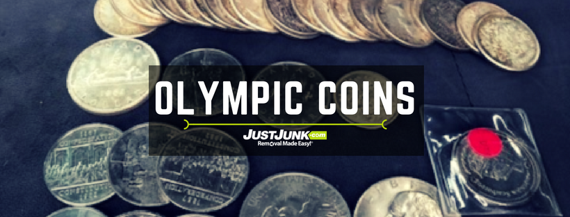 1976 Olympic Coins In Toronto Featured Image