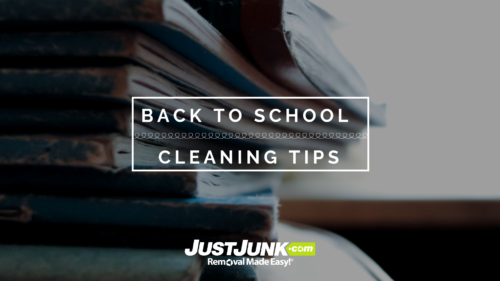 Back-To-School: Get the Kids Cleaning Up At Home! Featured Image