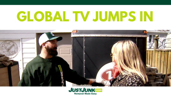 Global TV: Weird Finds and Riding Along With JUST JUNK Toronto Featured Image