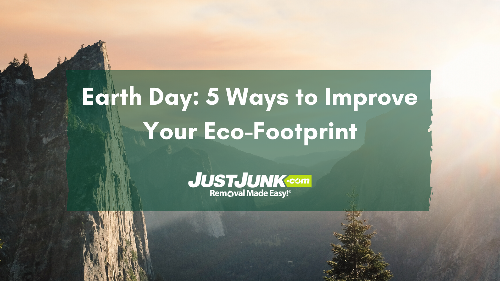 Eco-friendly tips for a better Earth Day impact Featured Image